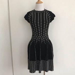Missoni Mini Black and White dress